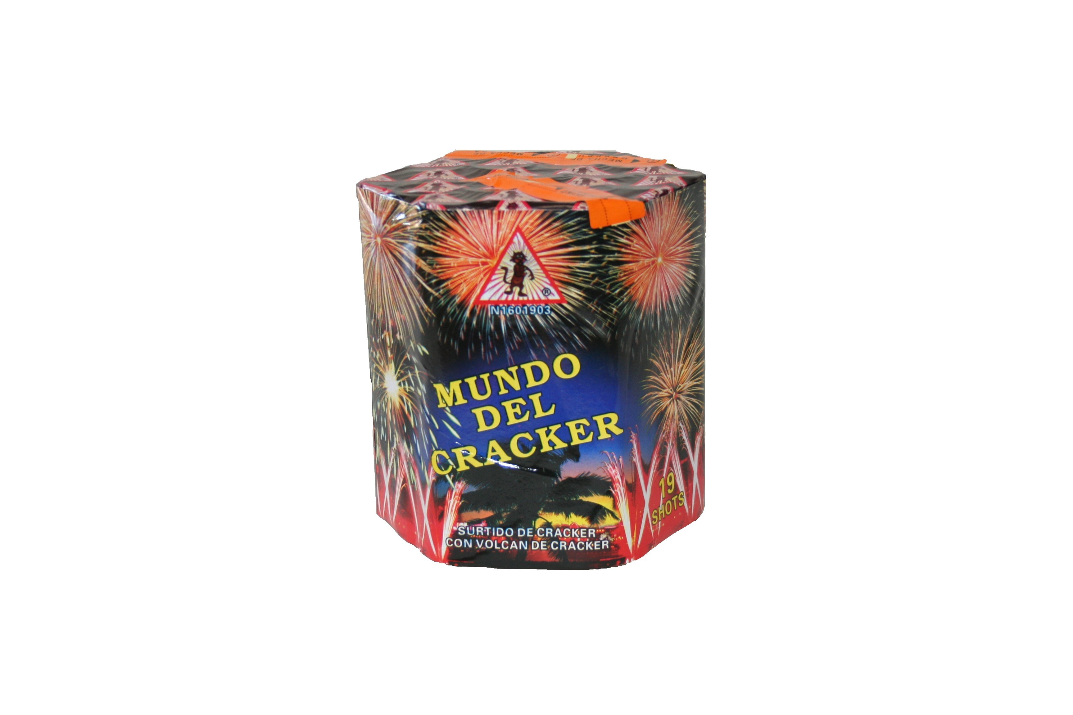 19 Disp. MUNDO CRACKER (30 mm)