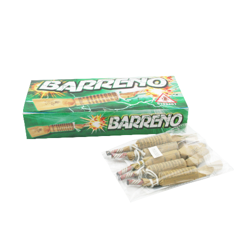 Cubanito Barreno (5 Uni)